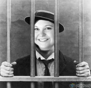 Jen in Jail