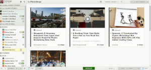 Newsblur Feed Reader